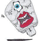 Eye Scream Pop by zenferren
