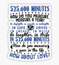 Measure In Love Sticker