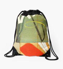 Abstract Closeup #1 Drawstring Bag