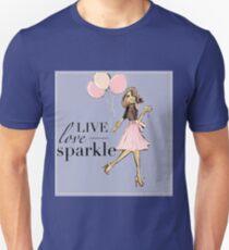 Born to Sparkle Unisex T-Shirt