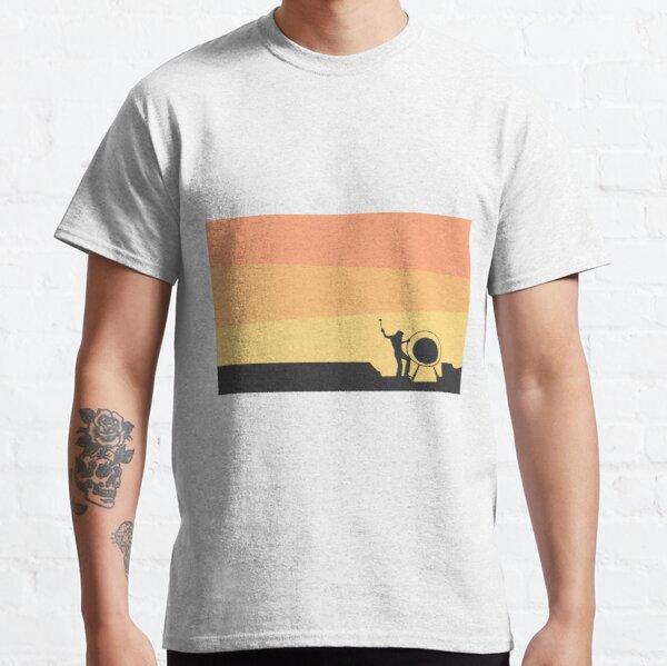 Pink Floyd Live At Pompeii Classic T-Shirt