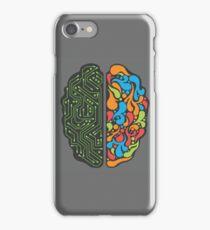 Technological Brain iPhone Case/Skin