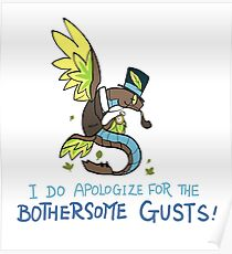 Smite - I Do Apologize (Chibi) Poster