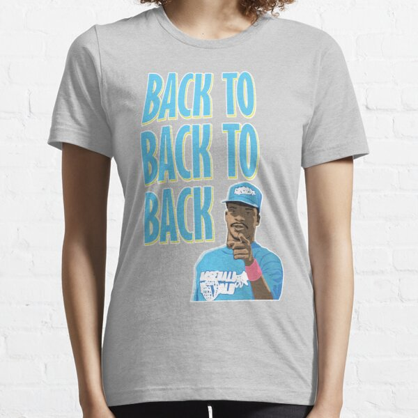 Back to Back to Back Essential T-Shirt