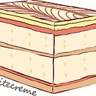 Patisserie set - Mille Feuille by Petitecreme