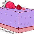 Patisserie set - Mixed Berry Gateau by Petitecreme