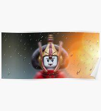 Lego Queen Padmé Amidala Poster
