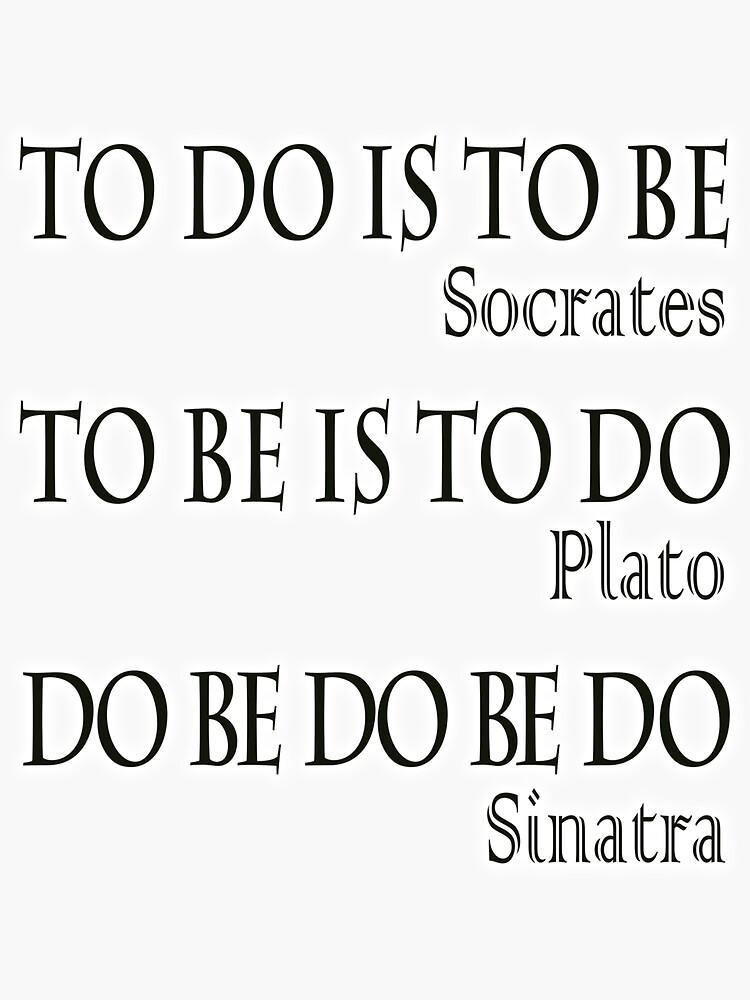Do be Do be Do,  MUSIC, Frank Sinatra Lyrics, Greek version, on BLACK. by TOMSREDBUBBLE