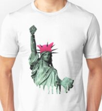 Resist - Statue of Liberty Unisex T-Shirt