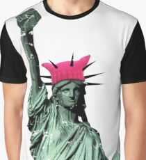 Resist - Statue of Liberty Graphic T-Shirt