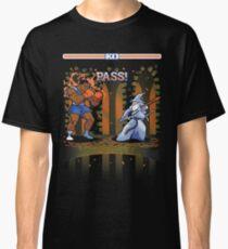 Round One, Pass! Classic T-Shirt
