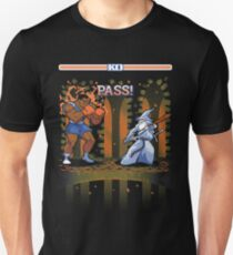 Round One, Pass! Unisex T-Shirt