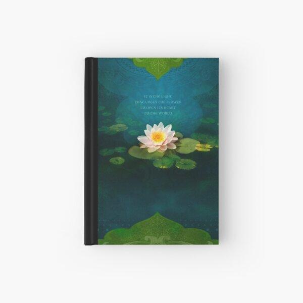 Bouquet of Light Hardcover Journal