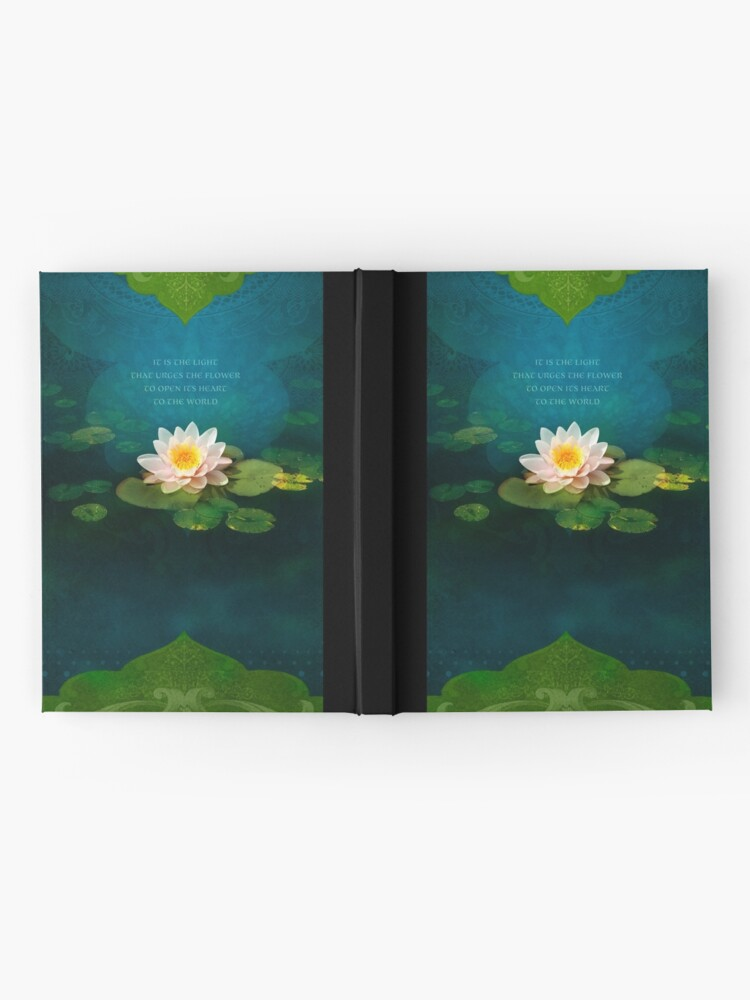 Alternate view of Bouquet of Light Hardcover Journal