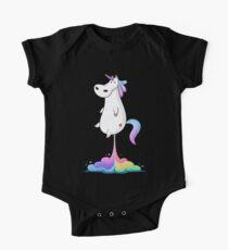Unicorn Fart Kids Clothes