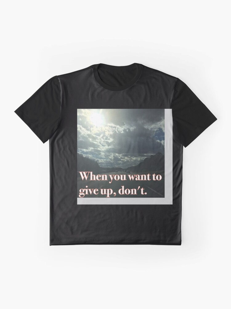 Alternate view of Inspiration  Graphic T-Shirt