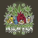 Mellow Birds. by scott sirag