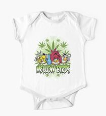 Mellow Birds. One Piece - Short Sleeve