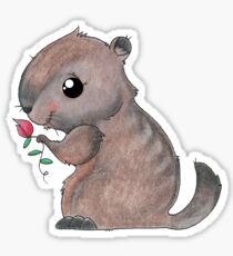 Groundhog Sticker
