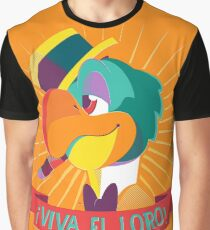 Long Live the Parrot! Graphic T-Shirt