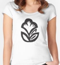 Miss Petunia Women's Fitted Scoop T-Shirt
