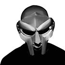 pbbyc - MF Doom by pbbyc