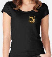 Babylon 5 - B5 Logo Women's Fitted Scoop T-Shirt