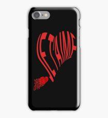 Je Taime iPhone Case/Skin