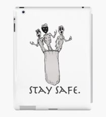 Jimmy Carter & The Contraception Kids  iPad Case/Skin