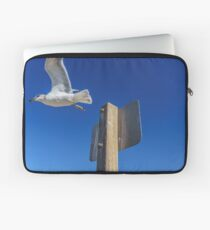 OUTTA HERE Laptop Sleeve