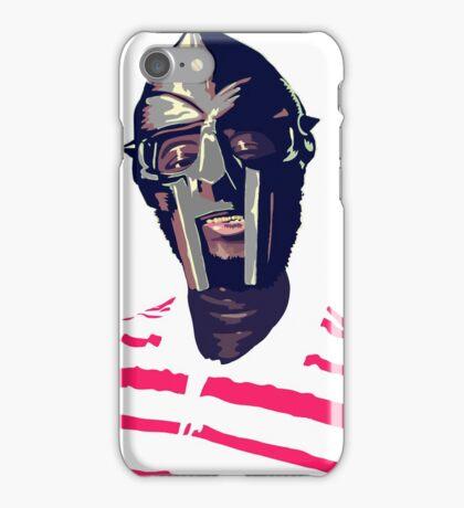 pbbyc - MF Doom Sticker Two iPhone Case/Skin