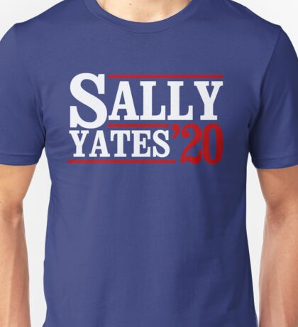 Sally Yates 2020 Unisex T-Shirt