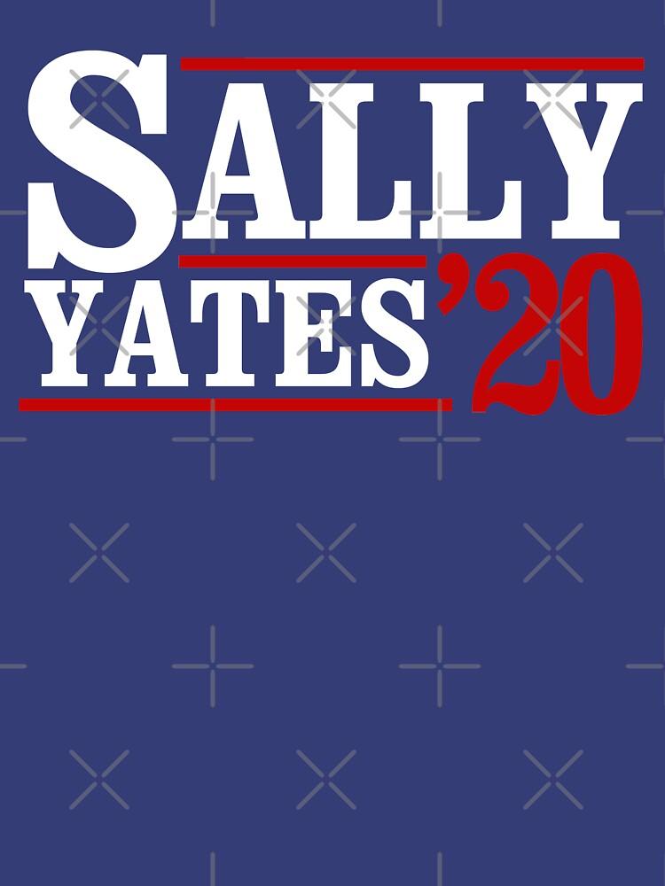 Sally Yates 2020 by popdesigner
