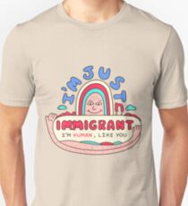 The Immigrant Unisex T-Shirt