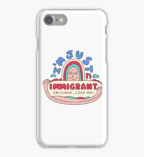 The Immigrant iPhone Case/Skin
