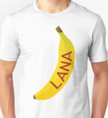 Lana Banana Unisex T-Shirt
