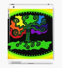 Tree of Life (color) iPad Case/Skin