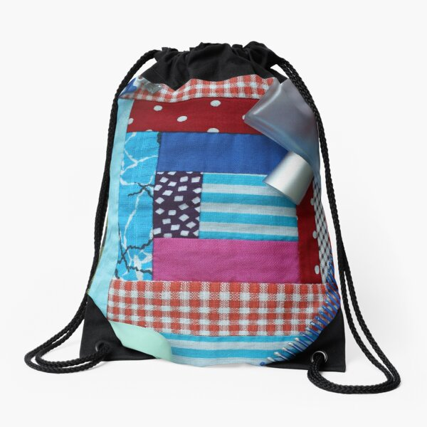 Toiletry and cosmetic travel kit Drawstring Bag