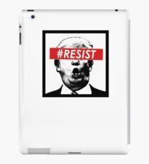 Resist Trump | #Resist iPad Case/Skin