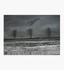 Landschaft Fotodruck