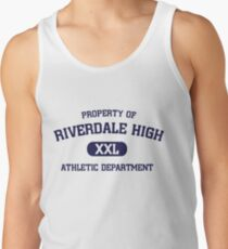 Riverdale - Property Of Riverdale High Athletic Department Tank Top