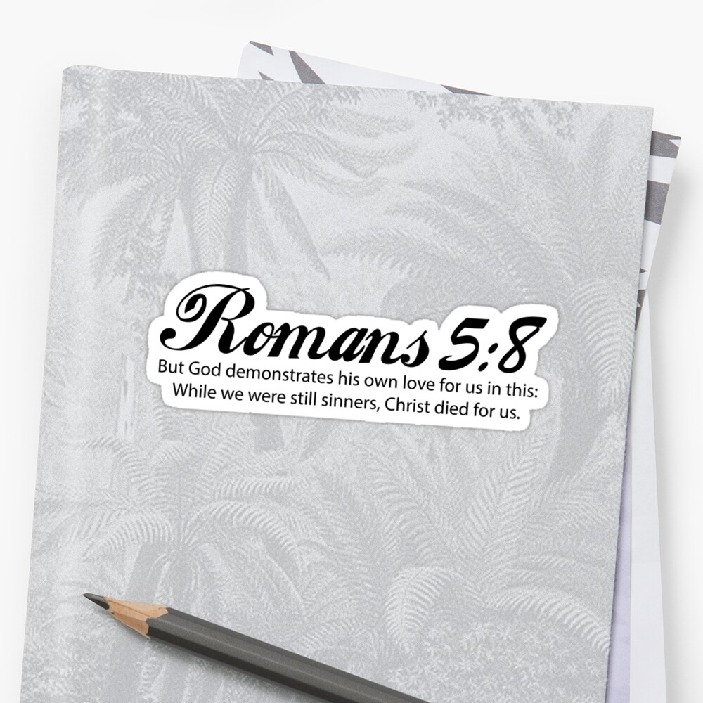 Romans 5:8 by JoshuaRusso