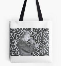 Tom Hiddleston - Graphite Drawing Tote Bag