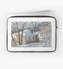 Winter sketch Laptop Sleeve