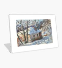 Winter sketch Laptop Skin