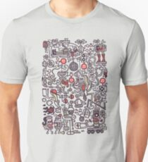 Smoove Cyborg Saturday Night T-Shirt