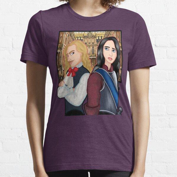 Cartoon Monchevy Essential T-Shirt