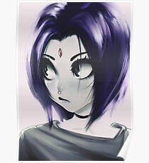 Raven (teen titans) Poster