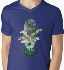The Creator Mens V-Neck T-Shirt