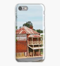 General Store, Hill End iPhone Case/Skin